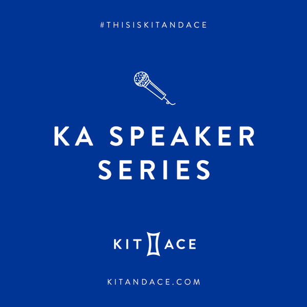 Julie at Kit + Ace Speakers Series | Wed, July 20th