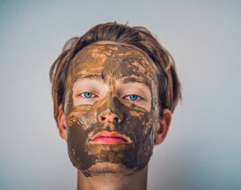 Customize our Detoxifying + Clarifying Clay Mask to your unique needs!