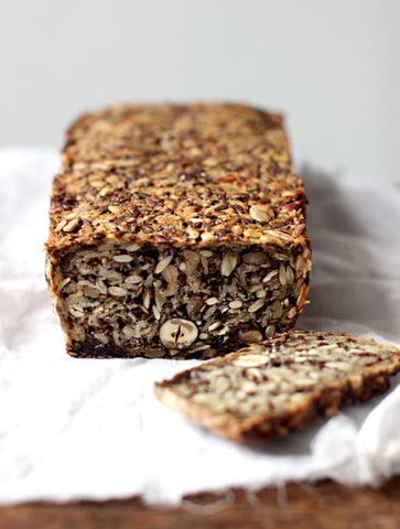 3 Best Gluten-Free + Fibre Friendly Bread Recipes
