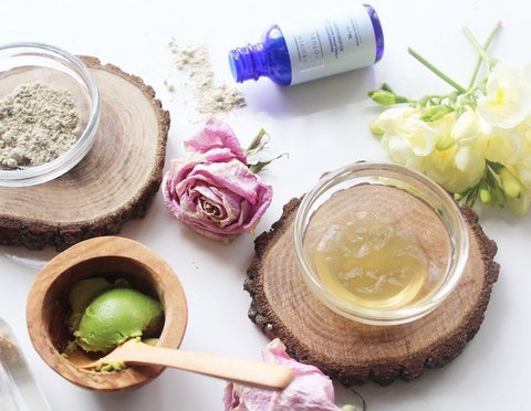 DIY FRUIT MASK via The Eco Hub