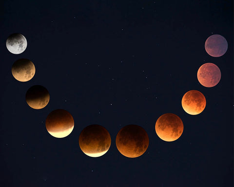 How The Moon Can Affect You + What You Can Do About It | By Shelly