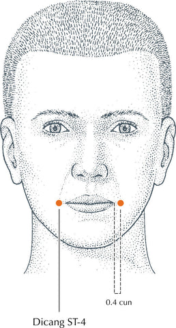 Facial Rejuvenation with Acupuncture Points