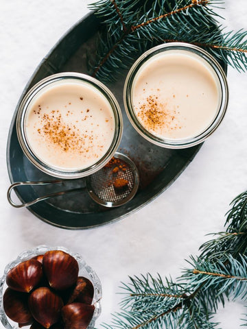 Recipe | Vegan Egg Nog