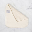 Province Apothecary Organic Cotton Face Cloths detail