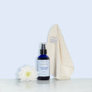 Province Apothecary Organic Cotton Face Cloth and Moisturizing Cleanser and Make Up Remover