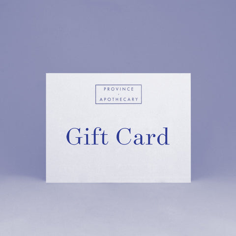 Treatment Gift Card - Physical