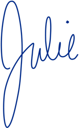 Julie Signature