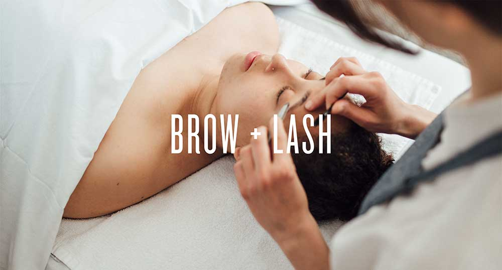 Custom Brow and Lash Treatments