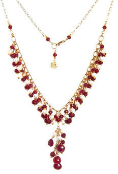 Rubies and Pearls!