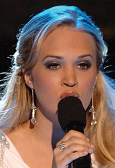 Worn by Carrie Underwood on