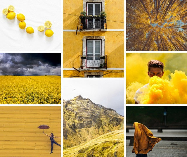 Color Psychology: A Yellow Home is a Happy Home