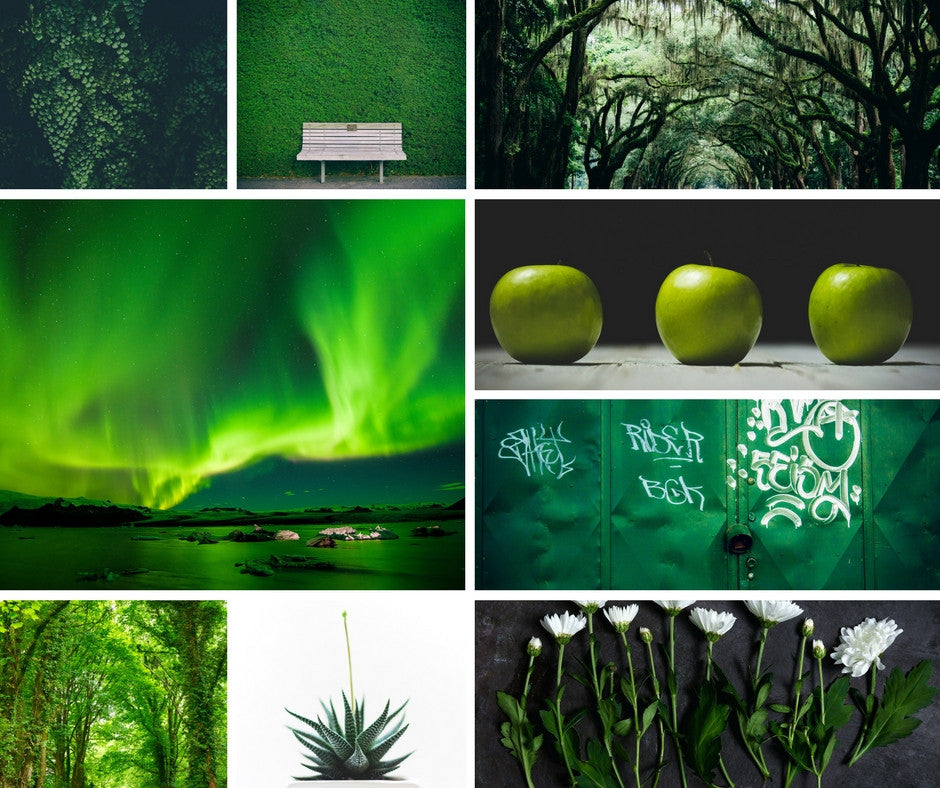 Color Psychology: Green, the Restorative Color for the Home