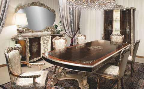 This Italian dinning table is perfect for when you have family over