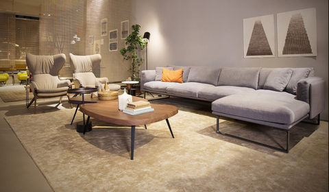 Decorate your home with a modern look when you get these Italian sofas