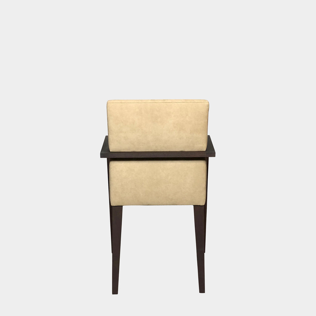 Ultra Suede Armchair