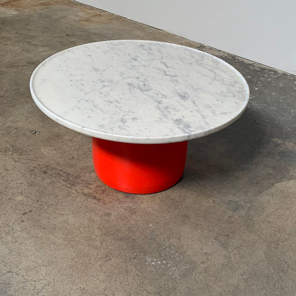 Button Side Table, Side Table - Modern Resale