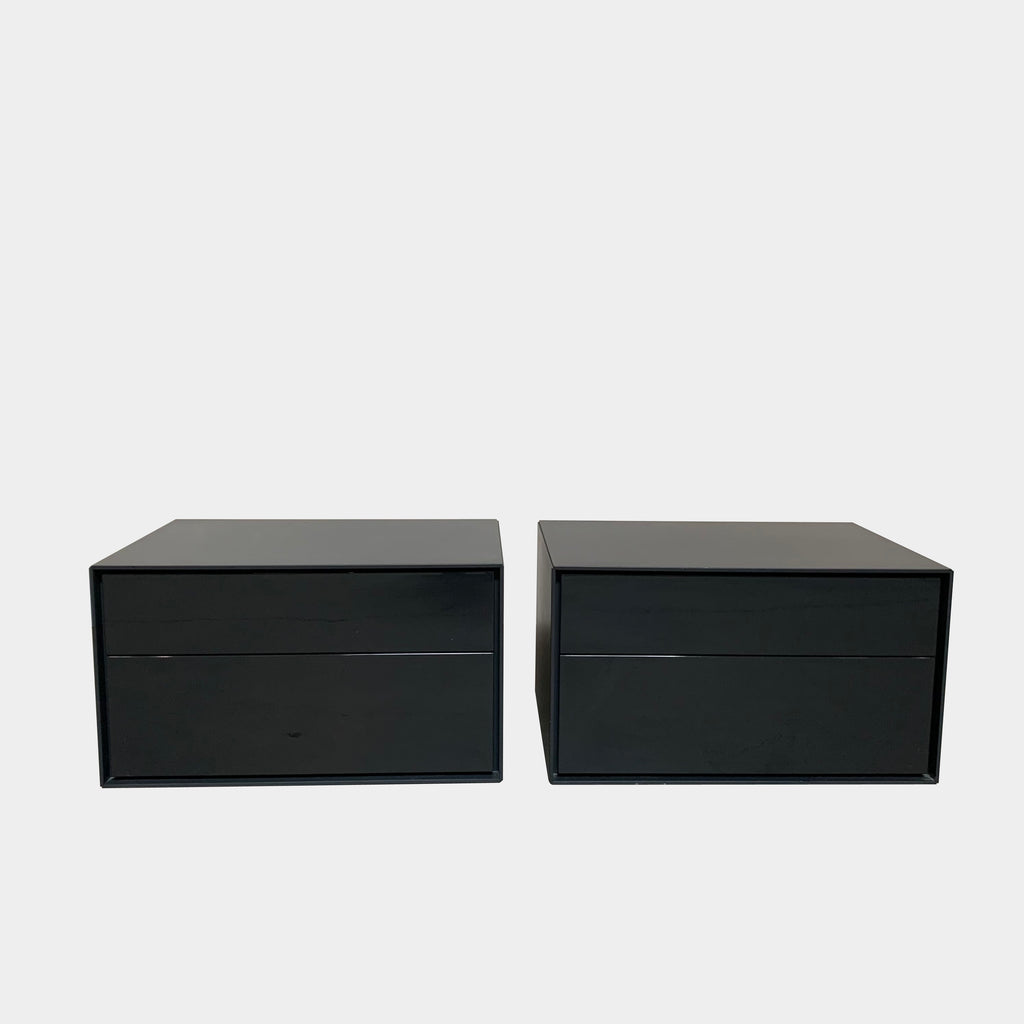 Dado Nightstands (Set of 2), Nightstand - Modern Resale