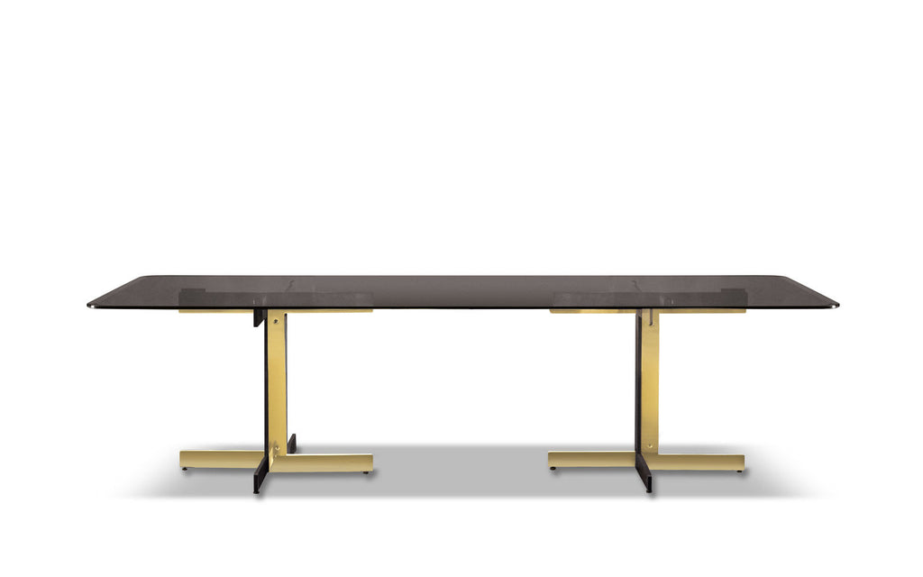 Catlin Dining Table, Dining Table - Modern Resale