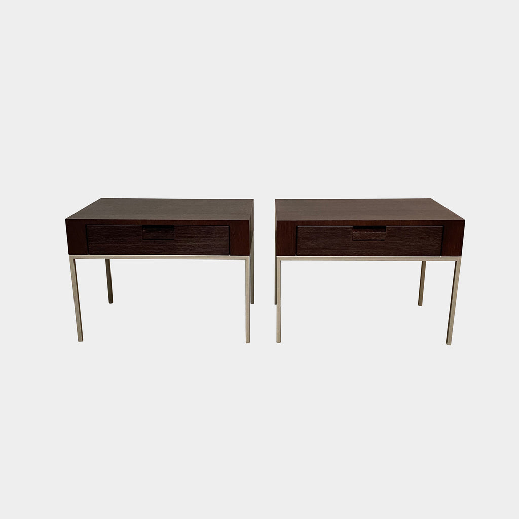 Ebe Nightstands / Side Tables, Table - Modern Resale