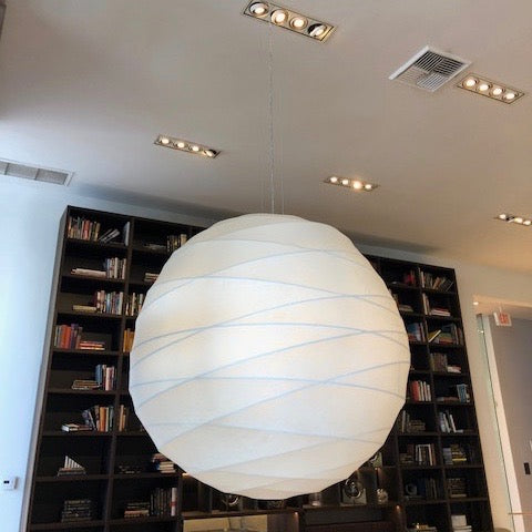 Once In The Blue Suspension Light, Ceiling Light - Modern Resale