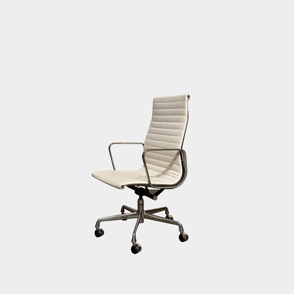 Eames Aluminum Group Executive Desk Chaie, Office Chair - Modern Resale