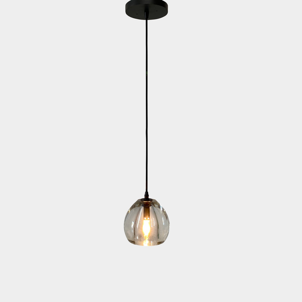 Crystal Sphere Pendant Light (ON HOLD), Suspension Light - Modern Resale