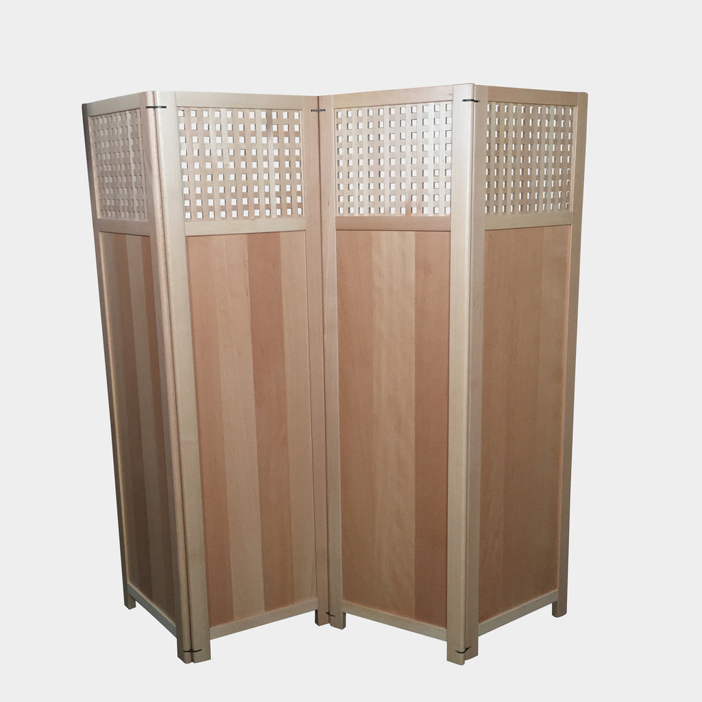 Magis Wooden Foldable Partition | LA | Consignment