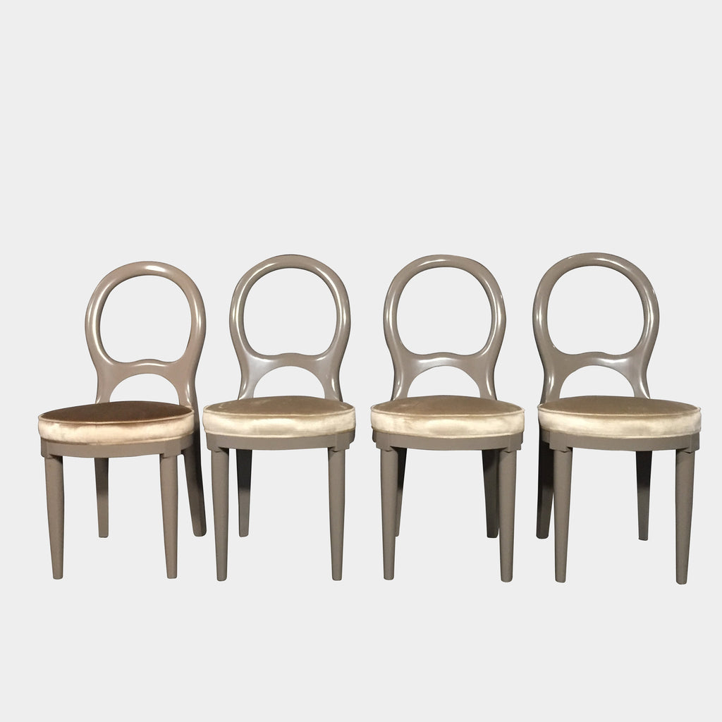 Bilou Bilou Dining Chairs (set of 4), Dining Chair - Modern Resale
