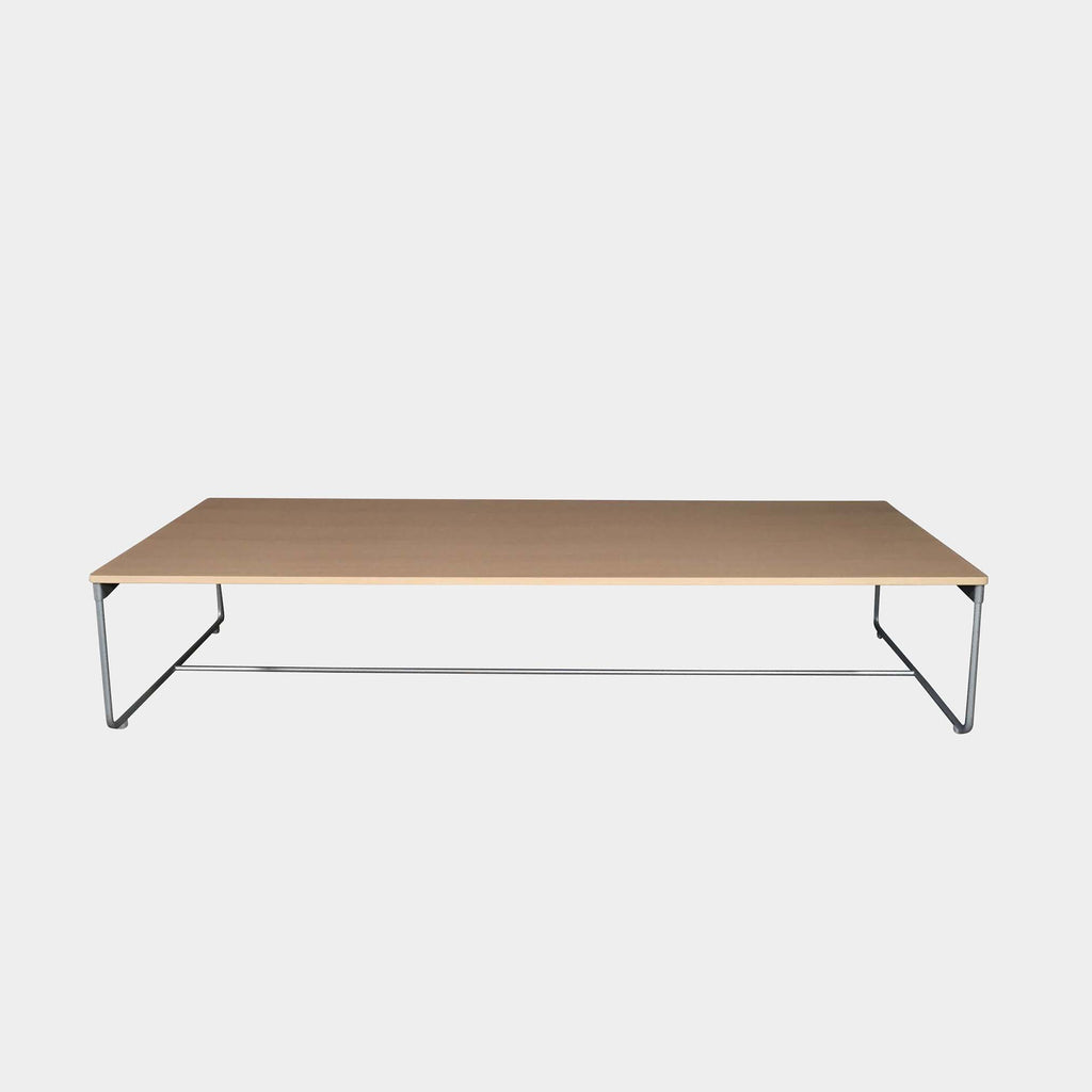 Light Oak Coffee Table, Coffee Table - Modern Resale