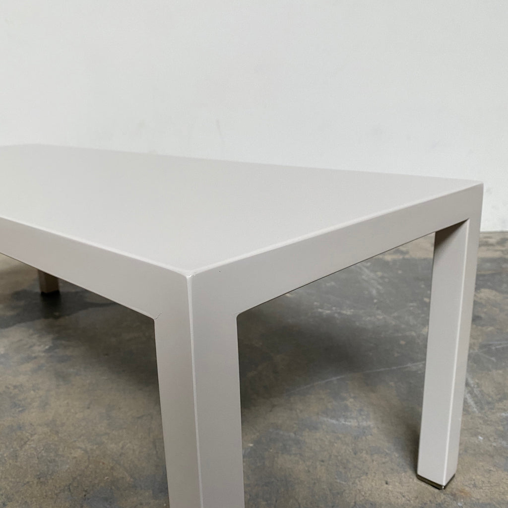 Florence Hamilton Bench/Side Table