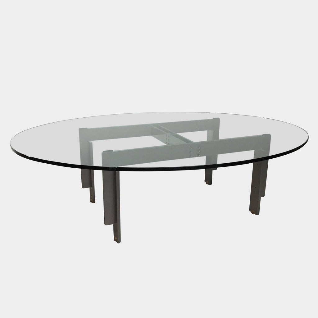 Cassina Florian Glass Coffee Table by Carlos Scarpa