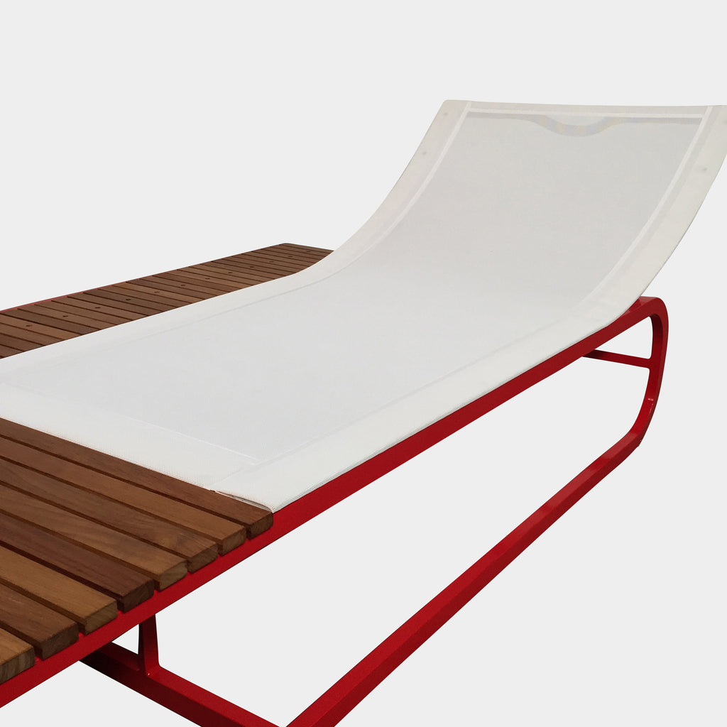 Tandem Sunloungers (2 in stock), Outdoor Chair - Modern Resale