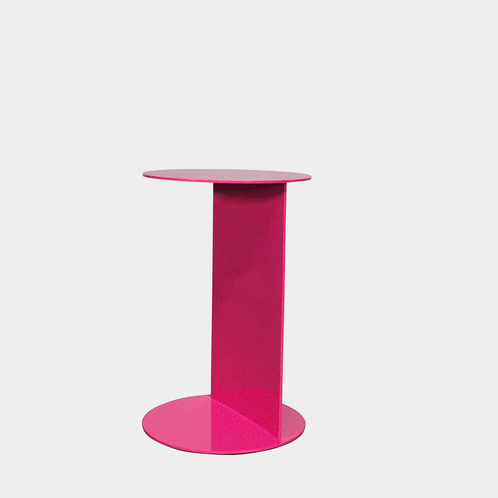 Ego Paris Pink Outdoor Side Table
