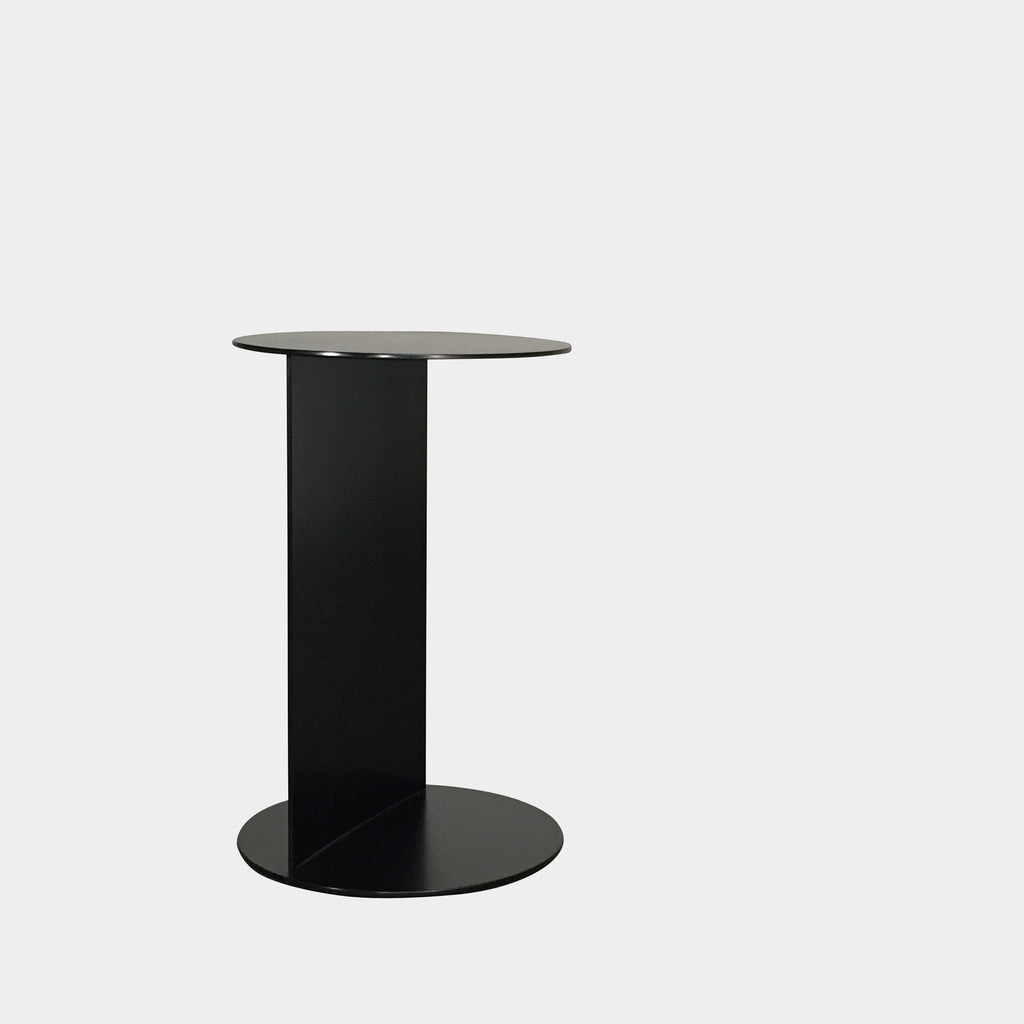 Ego Paris Black Outdoor Side Table