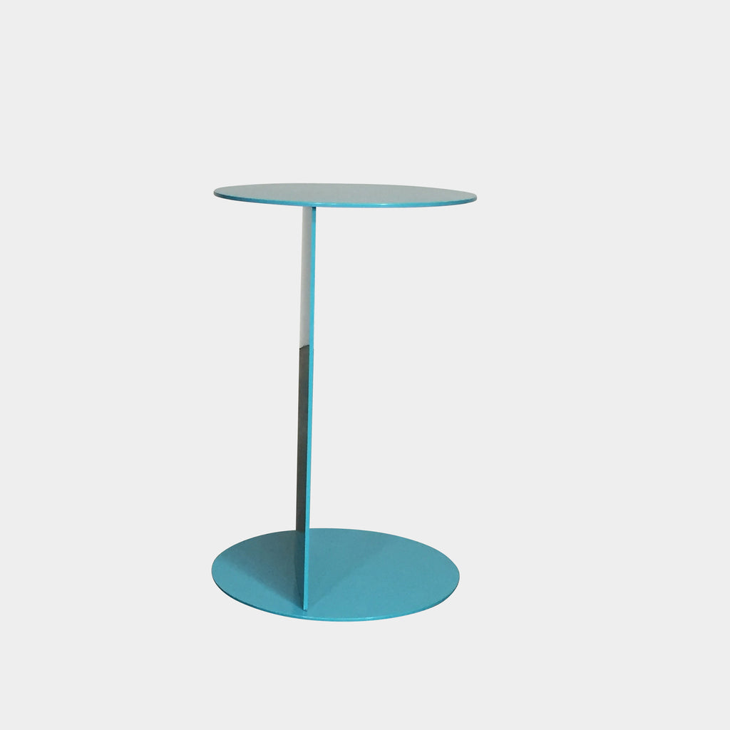 Ego Paris Turquoise Outdoor Side Table
