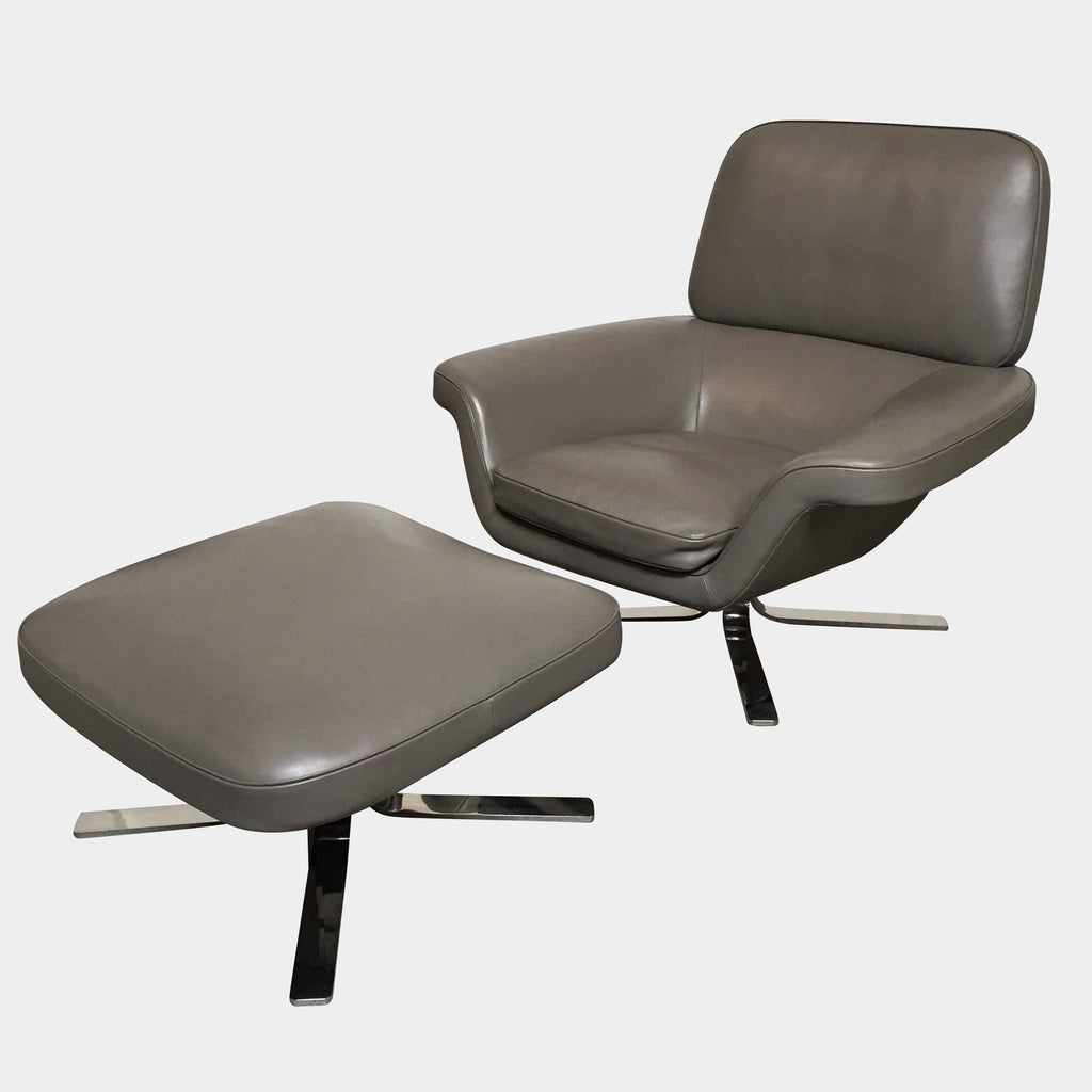 Blake Lounge Chair & Ottoman