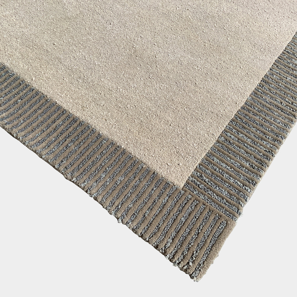 Beige Manhattan Experession Rug