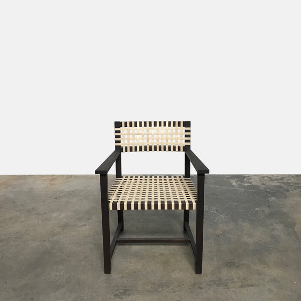 Gervasoni Woven Indoor/Outdoor Armchair | LA | Consignment