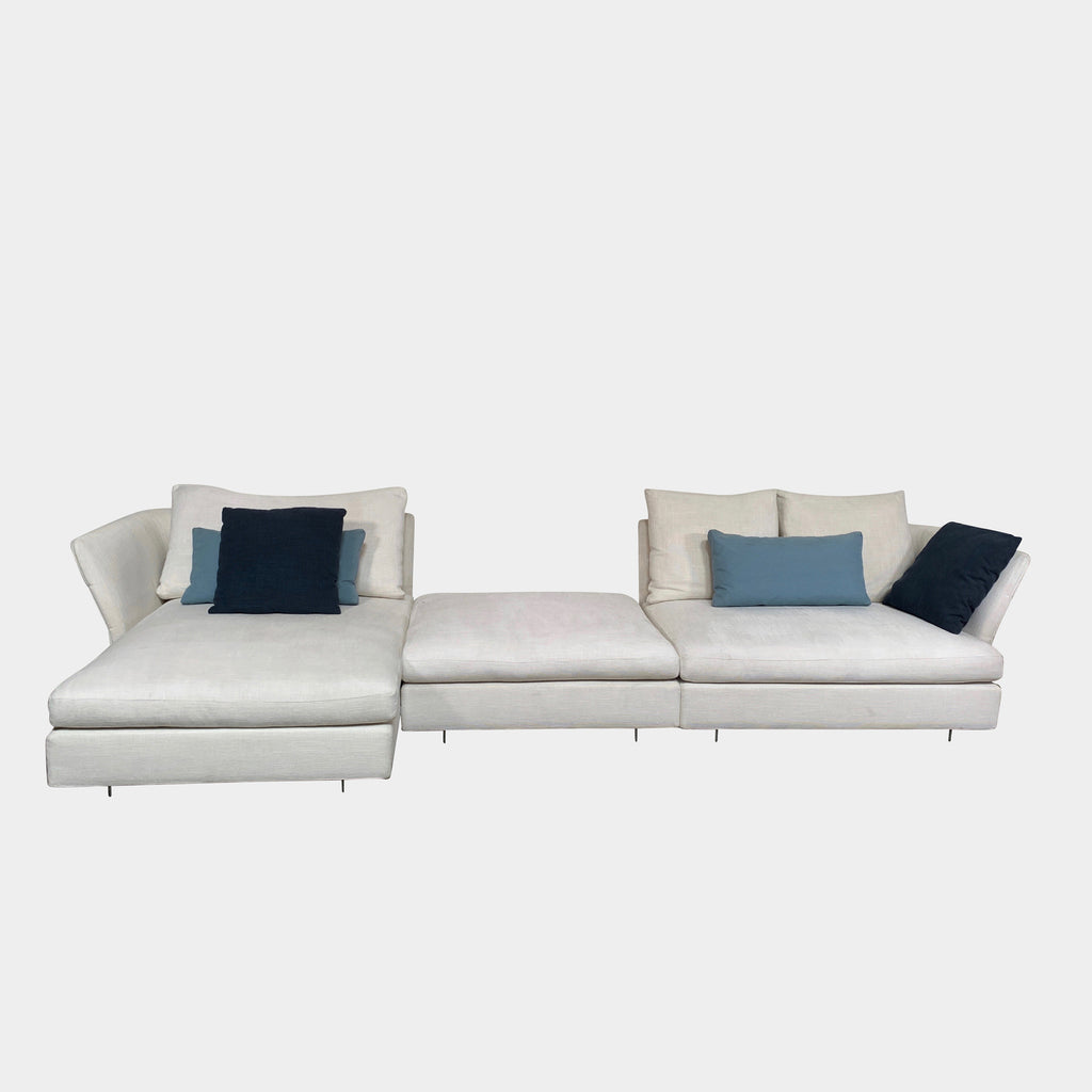 Albert Sectional, Sectional - Modern Resale
