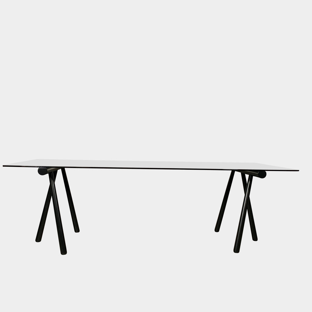 Log Table (2 in stock), Dining Table - Modern Resale