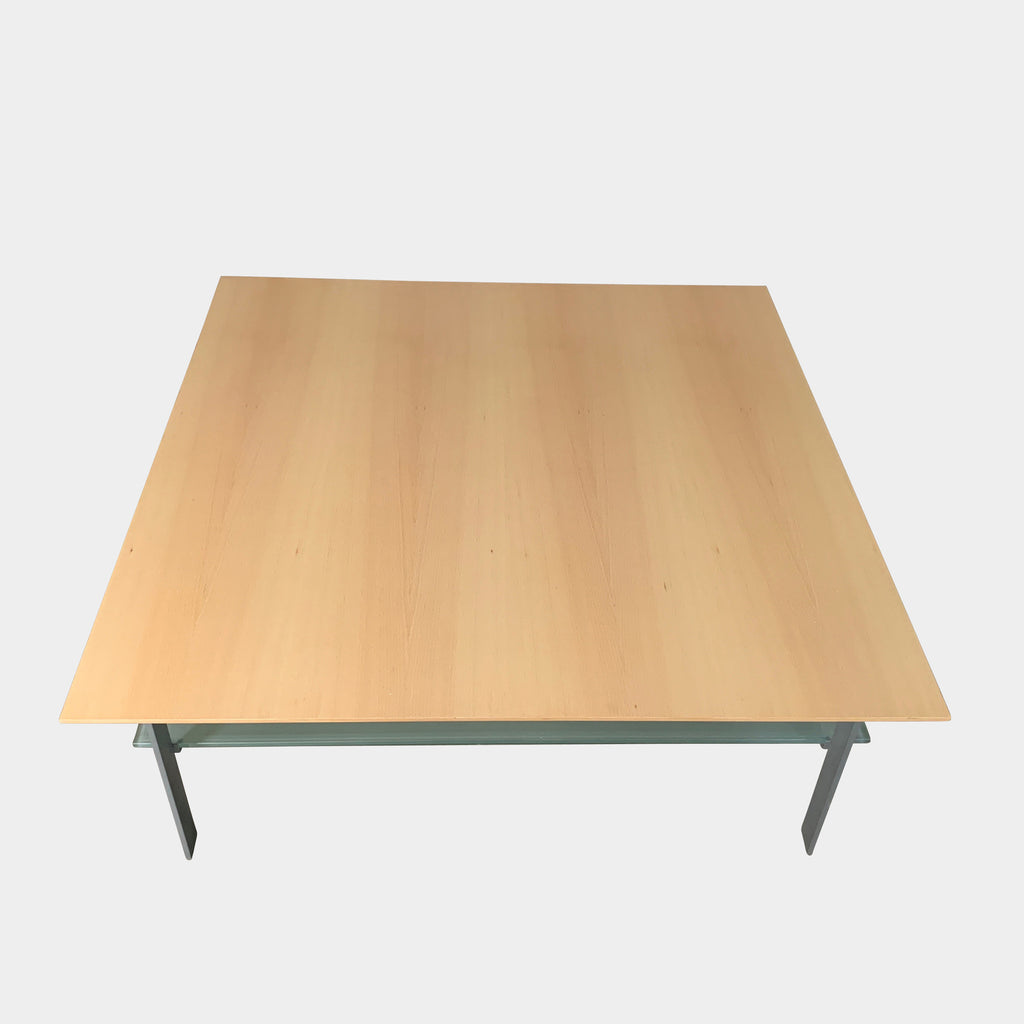 Square Coffee Table, Coffee Table - Modern Resale