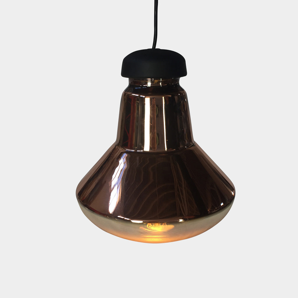 Blow Indoor/Outdoor Copper Pendant Light, Ceiling Light - Modern Resale