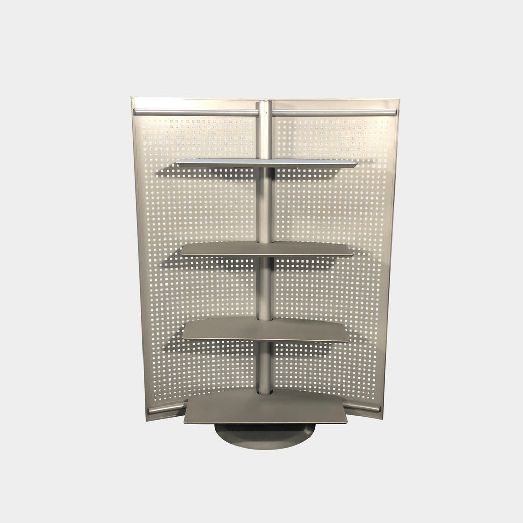Fantoni Meta Freestanding Metal Shelving Unit/Bookcase