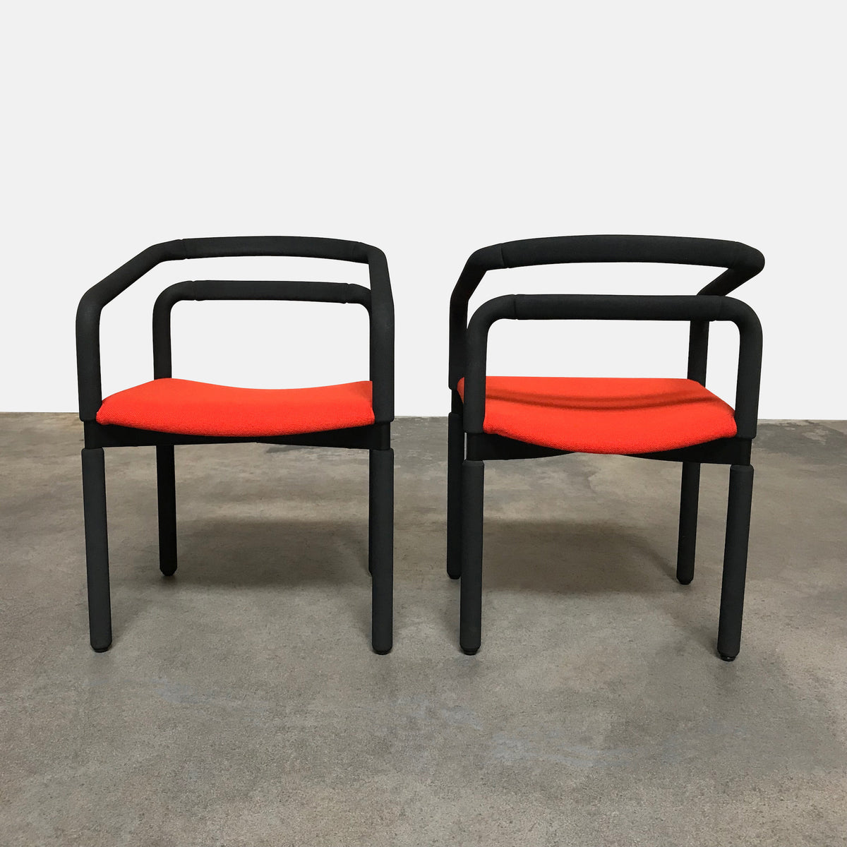 Vintage Rubber Chairs (set of 6)