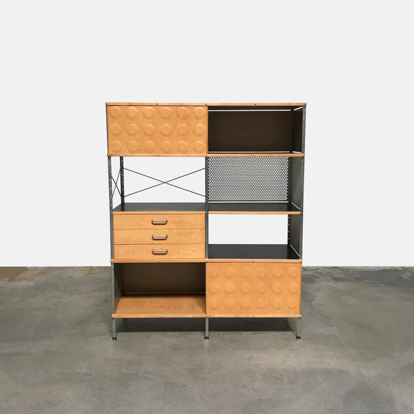 Modernica Eames Case Study 420 Storage Unit | LA | Consignment by Charles and Ray Eames