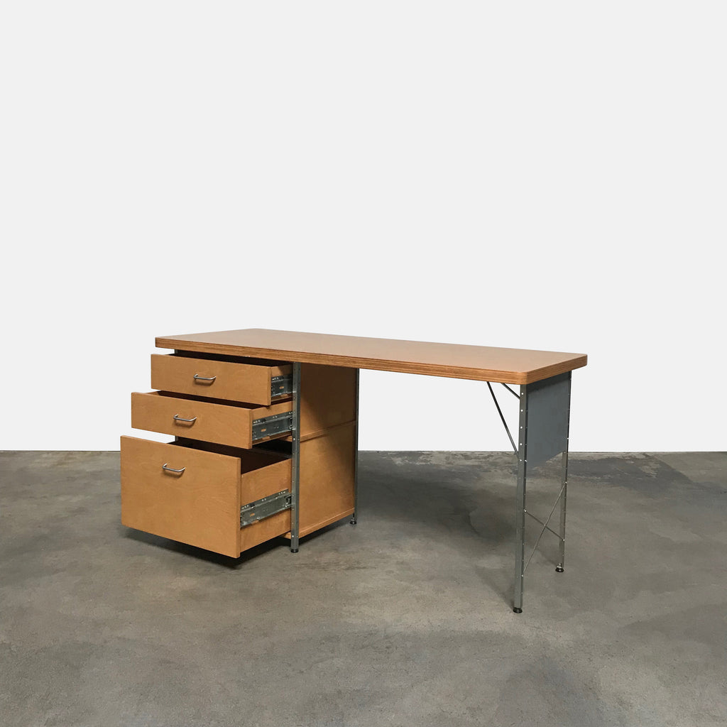 Modernica Eames Case Study Desk by Charles and Ray Eames