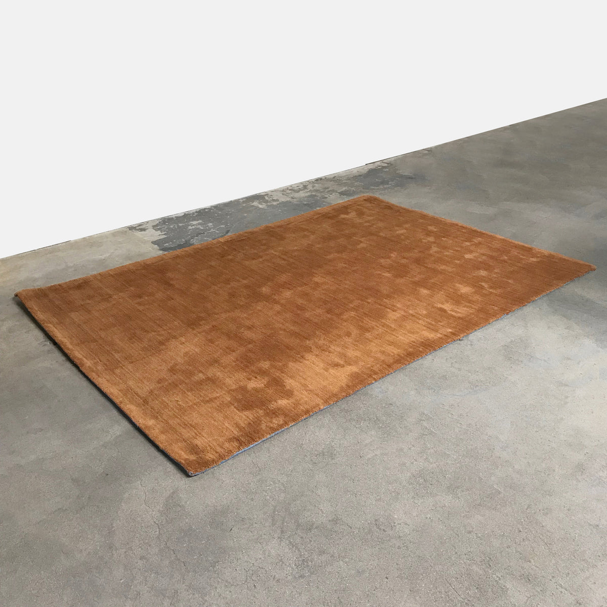 "Toulemonde Bochart Echo Rug 95"" x 67"" Ochre Color 