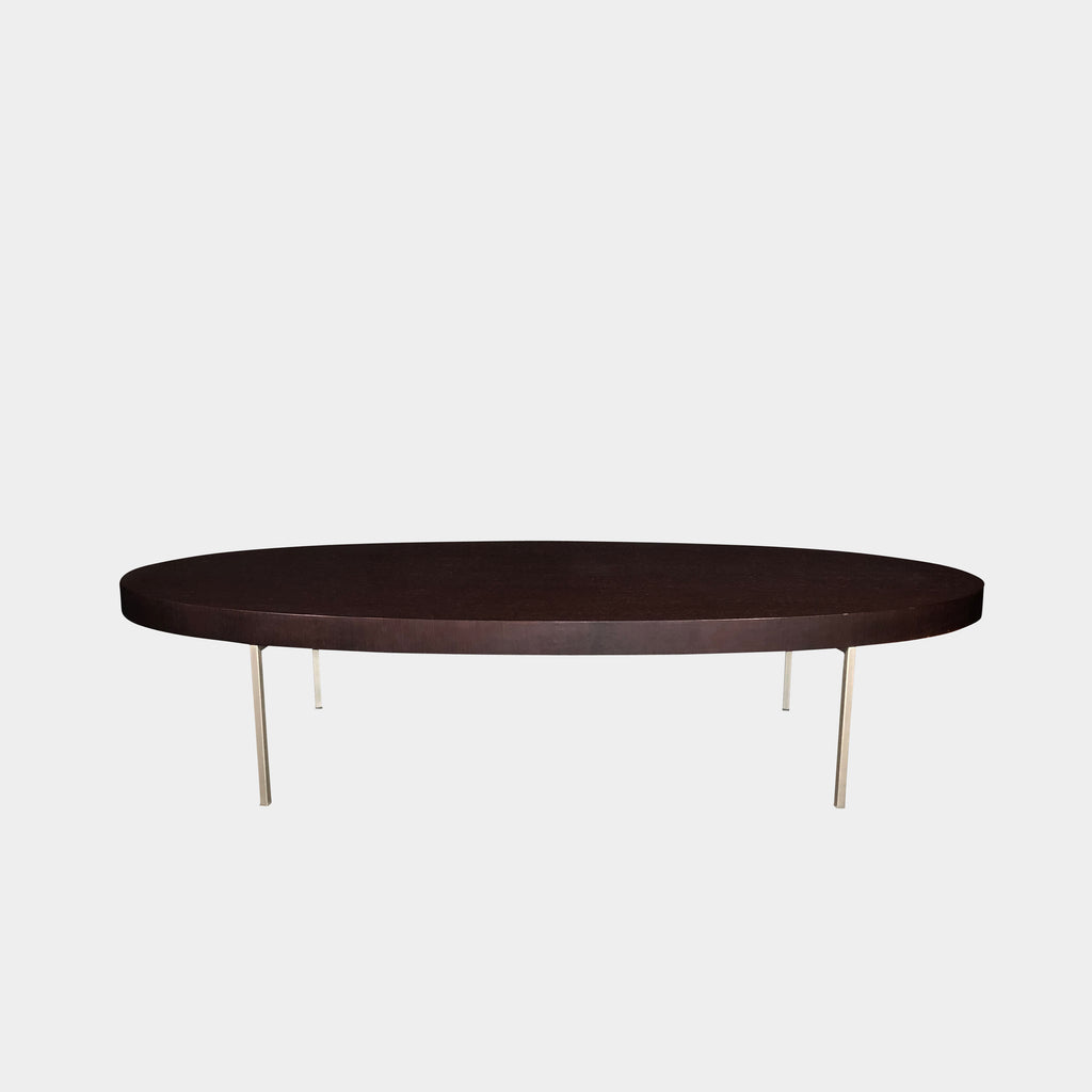 Maxalto Wenge Apta Coffee Table by Antonio Citterio
