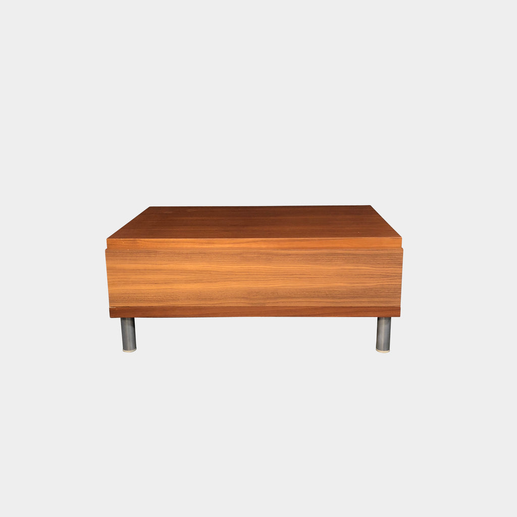 Wood Nighstand, Nightstand - Modern Resale