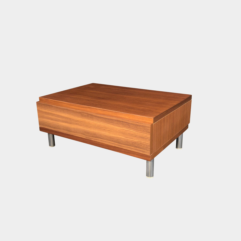 Muura Me Wood Nighstand by Pirkko Stenros